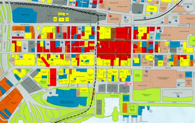 Mill Street Complex, Perth